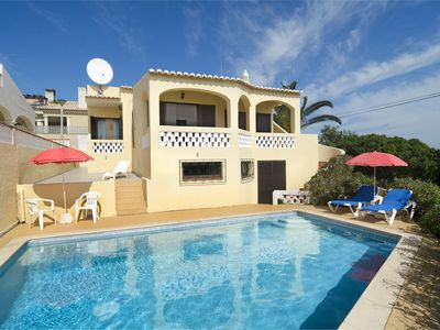 Photo for Villa Beatrice overlooking the sea, private pool