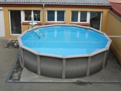 Photo for Neuf - Brisach apartment with pool
