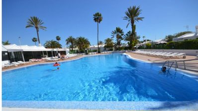 Photo for Peaceful luxury bungalow in Maspalomas