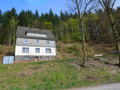Photo for Lovely group house near Winterberg with private sauna, garden and terrace