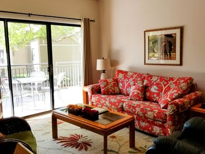 Photo for 5* Updated Condo/Walk to Beach/Outdoor Guest Grill/Free WiFi