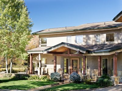 Photo for Beautiful Private Family Friendly Home in Woody Creek - Near Aspen and Snowmass