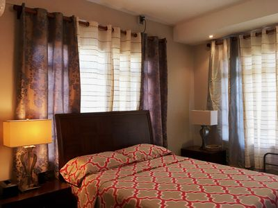 Photo for Double Room with Astounding Views over Port of Spain + St. Ann's | WiFi +