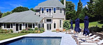 Photo for Summer Getaway! Modern, Chic, and Family-Friendly Summer House in Southampton