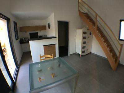 Photo for Beautiful new apartment with garden near Aix en Provence
