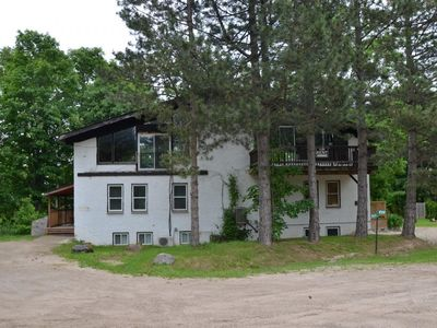Photo for Walking Distance to The Blue Mountain Village! Classic Chalet with Private Hot Tub-720284