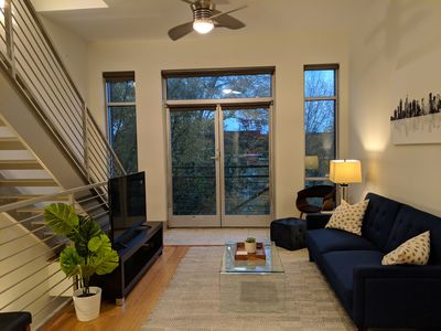 Photo for 1BR Apartment Vacation Rental in Charlotte, North Carolina