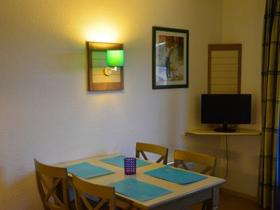 Photo for Adorable Studio fully equipped 4 person--heated swimming pool in the golf Valescur