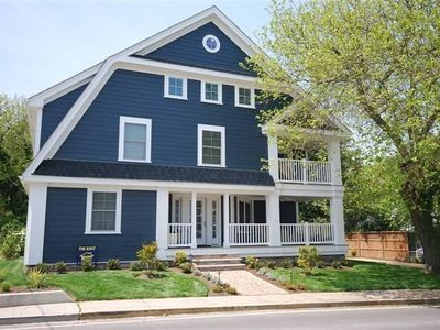 Photo for North Rehoboth Luxury Ocean Block Home!