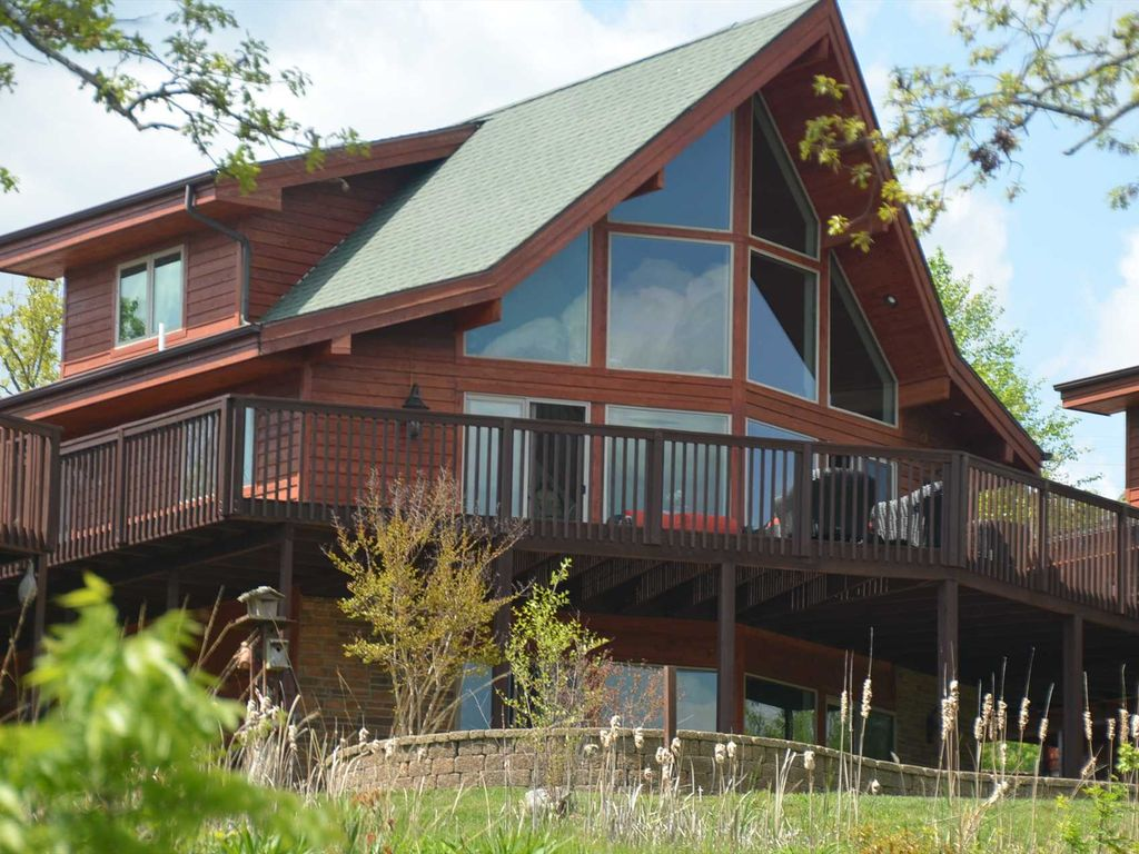 Bon Branson Twin Cabin On Table Rock Lake And In The City Limits!