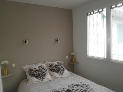 Photo for Apartment Jullouville, 1 bedroom, 2 persons