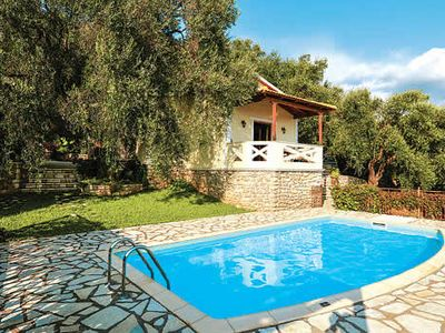 Photo for Spectacular sea views over Parga Town w/ private pool & free Wi-Fi & A/C, pool towels and complimentary breakfasts in the resort's restaurant for 2019.