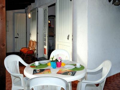 Photo for Beautiful  villa for 5 guests with A/C, TV, balcony, pets allowed and parking