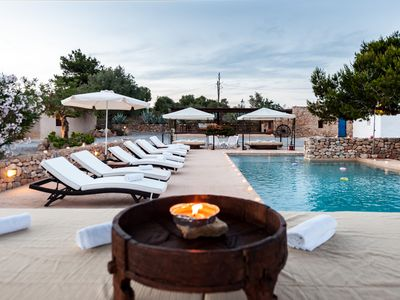 Photo for Available charming Villa with 6 bedrooms & swimming pool in Ibiza center!!!