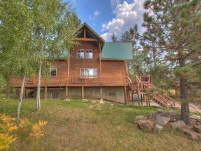 Photo for BTL-Black Hills Cabin at Terry Peak located near Lead and Deadwood