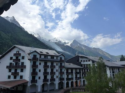Photo for Apartment Le Chailloud in Chamonix - 2 persons, 1 bedrooms