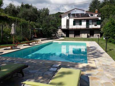 Photo for Detached Villa In Own Grounds With Breathtaking Views