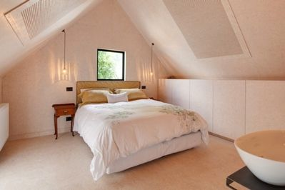 MASTER SUITE...PEACE AND TRANQUILITY