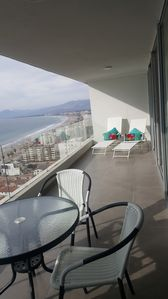 Photo for La Serena, beach and Casino with the best view of the bay