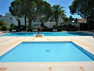 Photo for APARTMENT OF STANDING SEA VIEW AND SWIMMING POOL