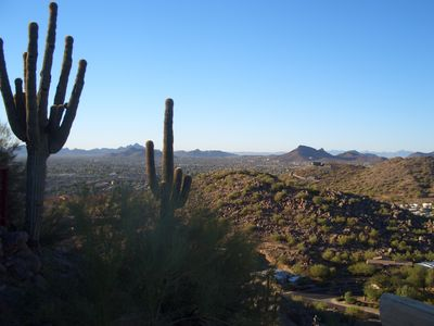 Photo for FANTASTIC VIEWS FROM MOUNTAIN CASITA