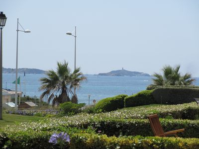 Photo for RDJ + Terrace 100m from the nearest beaches SANARY and BANDOL