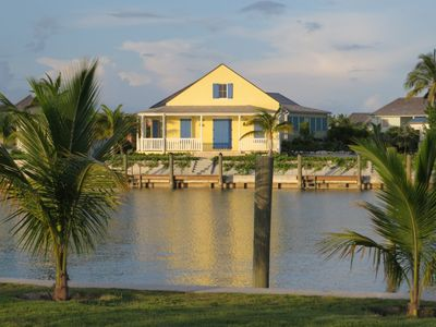 Photo for Charming 3 Bedroom Cottage at Schooner Bay in The Bahamas