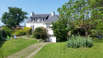 Photo for Holiday house in the heart of the Gulf of Morbihan, beaches on foot.
