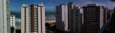 Photo for Large apartment with sea view.