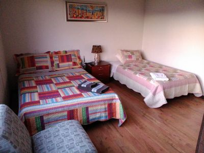 Furnished suite for rent on Cuenca.