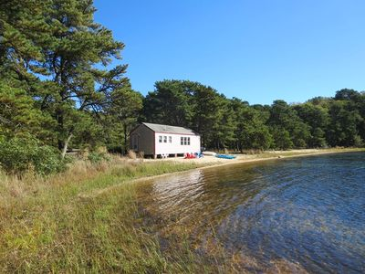 Long Camp - Pet friendly, on Goose Pond - Chatham