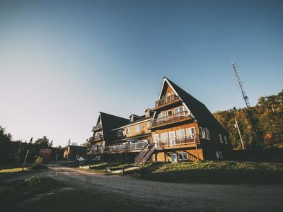 Photo for Beautiful Club Odanak Inn - La Tuque - 2 Twin bed Classic Room  2 persons