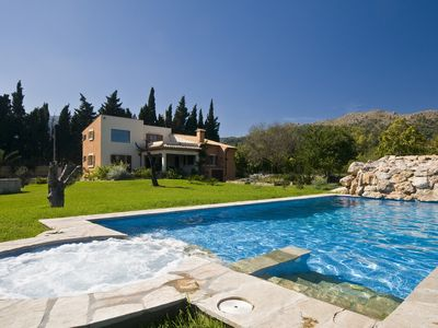 Photo for Villa With Private Pool, Jacuzzi, WiFi, In A Quiet Place