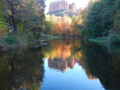 Photo for Private Creekfront Luxury Home in Sedona