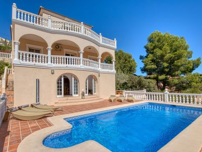 Photo for 7BR Villa Vacation Rental in Denia, Valencia