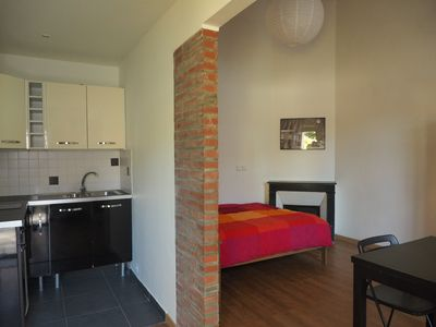 Photo for Furnished studio, Quiet, Residential area, Joinville le pont