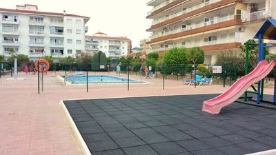 Photo for 2BR Apartment Vacation Rental in Blanes, Girona
