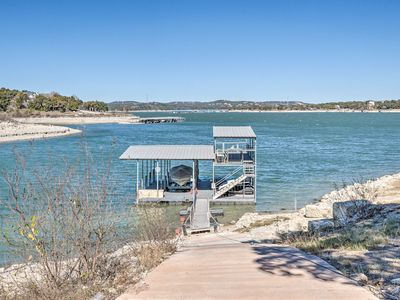 Photo for Lake Travis Home Situated on Arkansas Bend Park!