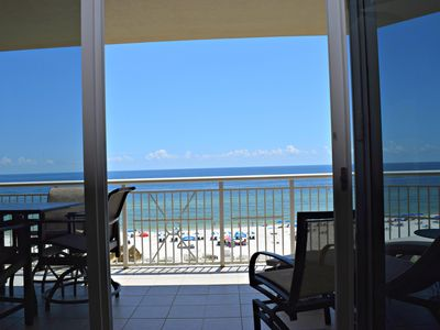 Photo for Direct Ocean Front with breath taking views!  Exquisite 4BR 3 1/2 BA corner unit