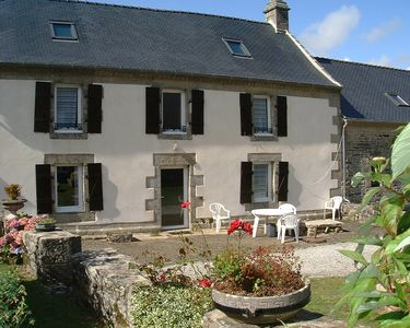 Photo for Rural house in the Bay of Douarnenez, near Locronan