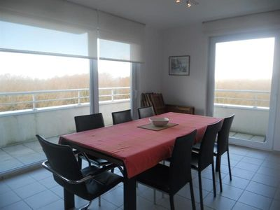 Photo for 2 BEDROOM APARTMENT, QUIET RESIDENTIAL AREA, CLOSE TO WIMEREUX GOLF AND BEACH - PARKING - WIFI