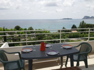 Photo for 2 bedroom Apartment, sleeps 4 in La Ciotat with Air Con and WiFi