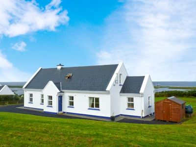 Photo for CROSS WINDS, family friendly in Louisburgh, County Mayo, Ref 27351