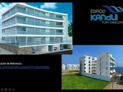 Photo for Edificio KANDUI, 4 dormitorios, 4 baños, 2 cocheras, totalmente amoblado 170 m2