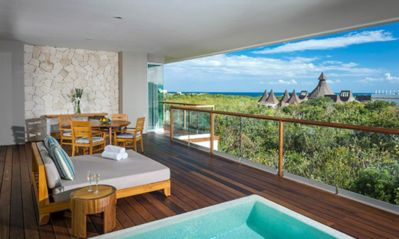 Photo for RIVIERA MAYA - GRAND LUXXE THREE BEDROOM SPA SUITE