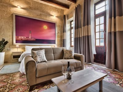 Photo for 1BR Apartment Vacation Rental in Il-Belt Valletta