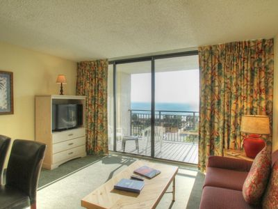 Photo for RECENTLY UPDATED! Direct Ocean Front View!