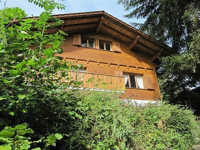 Photo for Apartment Schnäggedanz, Chalet in Zweisimmen - 5 persons, 3 bedrooms