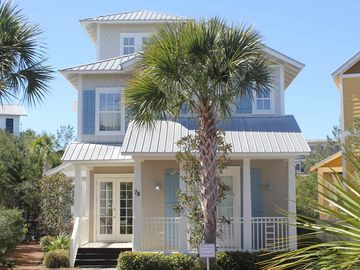 The Sunshine Shack - Steps to Rosemary Beach!!