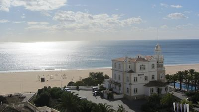 Photo for Giraffe - 50m from the Beach. 2 bedrooms, 2 WC, AC, WiFi, Sea View, Park